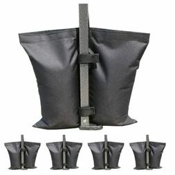 Set of 4 Weight Sand Bags for Pop Up Canopy Umbrella Outdoor