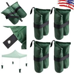 Set of 4 Weight Sand Bags for Pop Up Canopy Patio Umbrella O