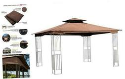 Sunjoy Replacement Gazebo Canopy for 10 x 12 Regency II Pati