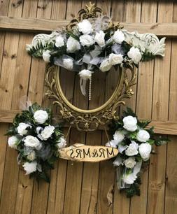 SWAG Centerpieces Silk Wedding Flowers Arch Gazebo Decor  Ar