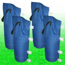 Weight Bag Sand Bag for Pop Up Tent Canopy Gazebo - 4 pcs Pa