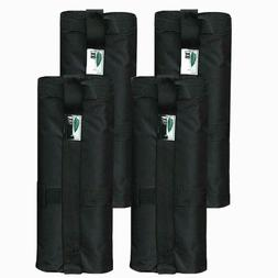 Eurmax Weights Leg Sand Bags For Pop Up Canopy Tent Outdoor
